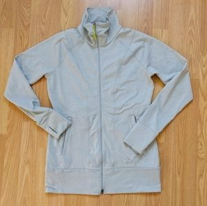 LL Bean Stretch Running Exercise Jacket Small